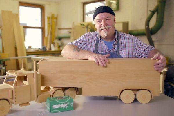 SPAX Dach+Holz